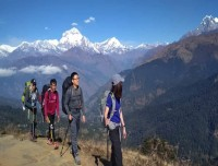 annapurna trek 6 days