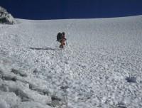 Climbing Sherpa in Langsisa Ri