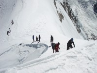 Trekking and Climbing in Mera region