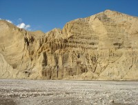 Landscape Of Upper Mustang