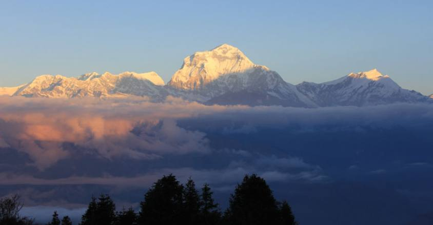7 days Poon Hill ABC trek,