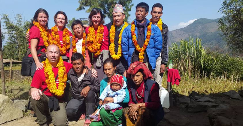 culturally and naturally beauty visit Lover Everest region.