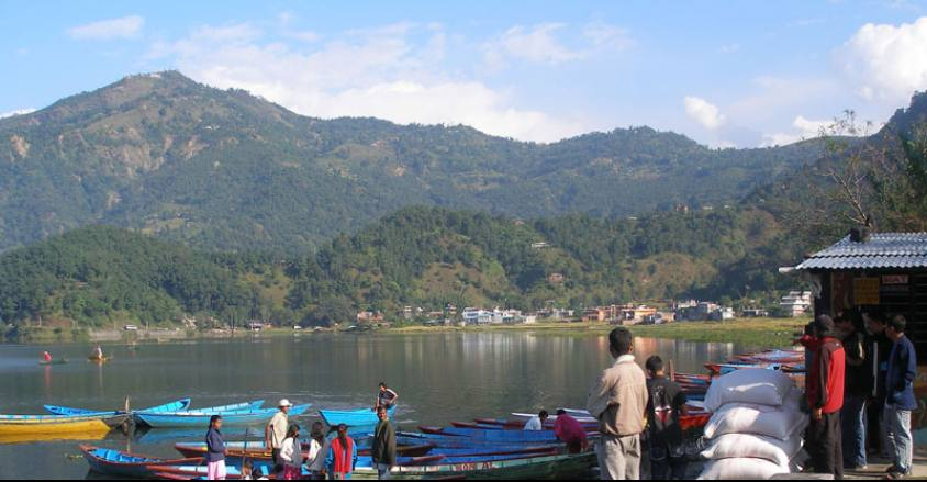 Pokhara Fewa Lake ( Kathmandu, Chitwan Safari and Pokhara Tour)