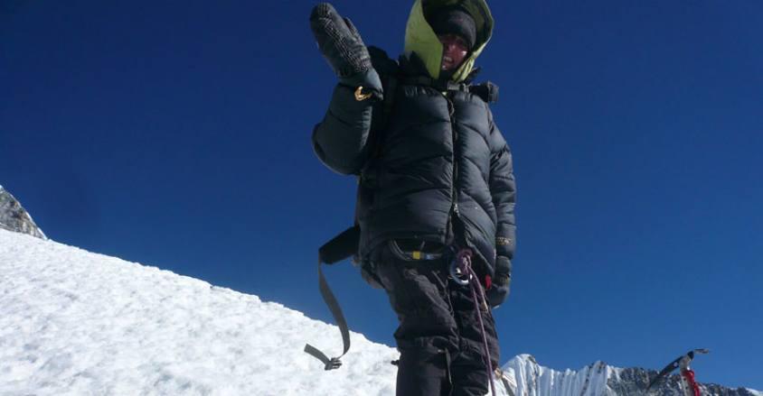 Langsisa ri peak climbing