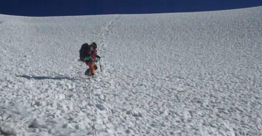 Mt. Langsisa- Ri, climbing to Langsisa peak Nepal
