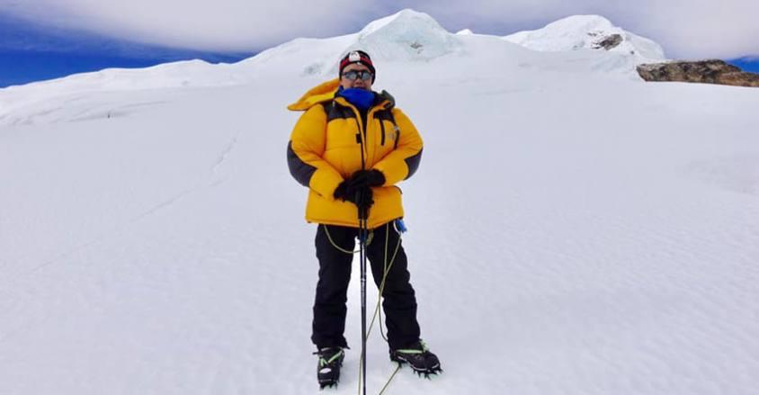 Mera Peak highest Trekking peak in Nepal