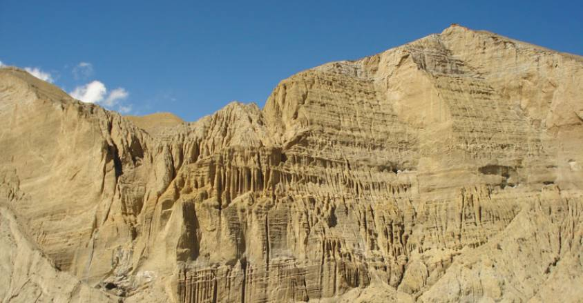 Upper Mustang Valley Trek