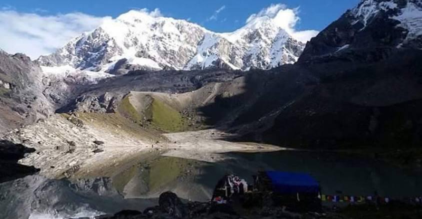 Pikey peak Dudhkunda Trek