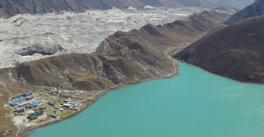 Gokyo lake Trekking in Khumbu