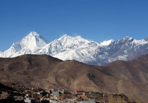Annapurna Circuit trek 9 days