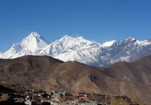 Annapurna Circuit trek 9 days