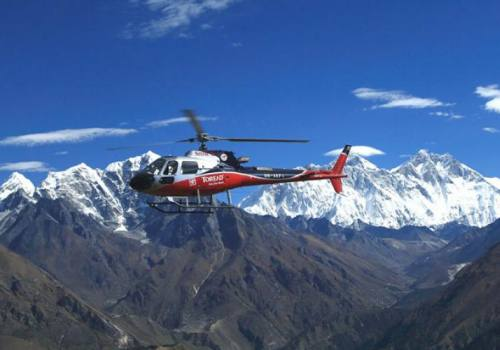 Everest Base camp (EBC) and Kalapathar Helicopter Tour