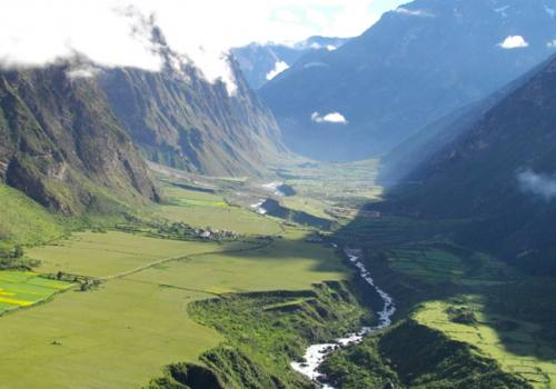 Tsum Valley Trek Nepal
