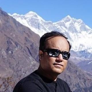 EBC Helicopter trek with Halesi Treks->Man Kumar Tamang & Prakash (Guide)