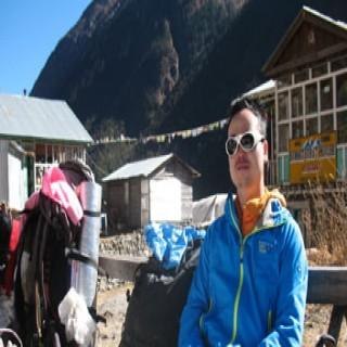 Langsisa-Ri Climbing